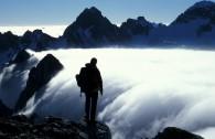 Cima Urtisiel, Monfalconi di Montanaia. Cascata di Nuvole
