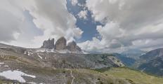 Dolomiti UNESCO Google Street View