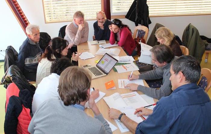 Tavolo tecnico Strategia Complessiva di Gestione Dolomiti UNESCO