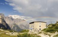 Rifugio Galassi Dolomiti UNESCO feed