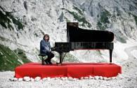 pianista Remo Anzovino al Festival dei Giovani delle Dolomiti