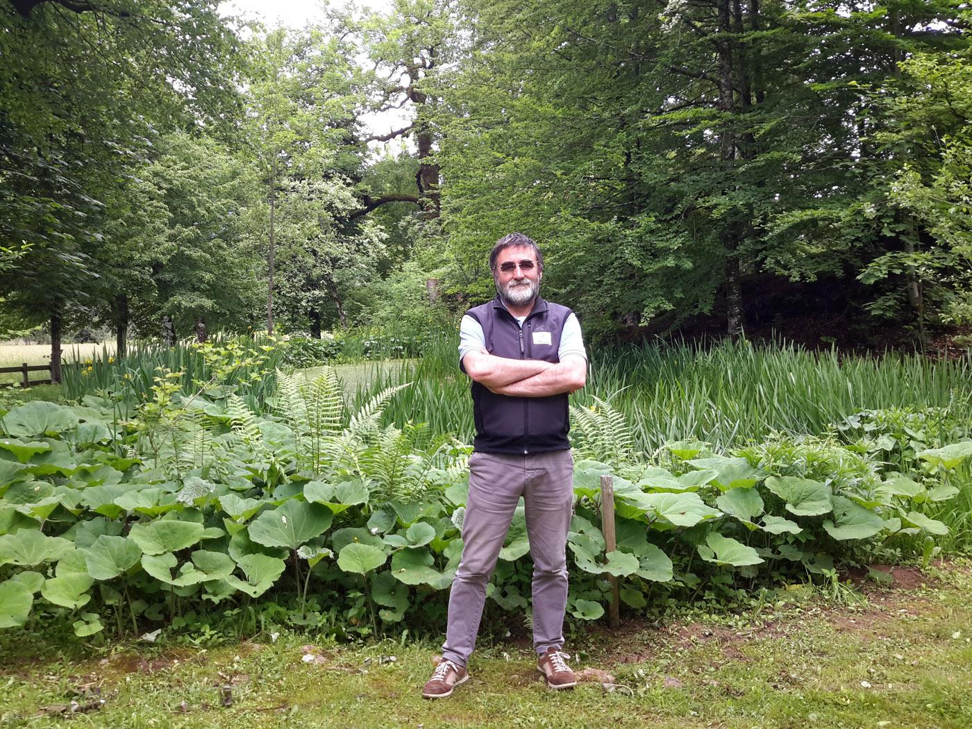 VIttorio Ducoli Direttore del Parco Naturale Paneveggio Pale di San Martino
