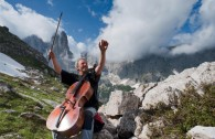 Mario Brunello alla manifestazione Suoni delle Dolomiti