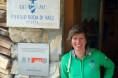 applicata la targa del progetto Rifugi delle Dolomiti UNESCO al rifugio Roda di Vael