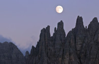 luna piena spalti Toro