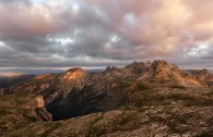 "Limited useage for promotion of the exhibition: ""Dolomites - the worlds rocky heart"""