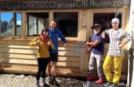 targa info point rifugio carducci dolomiti unesco