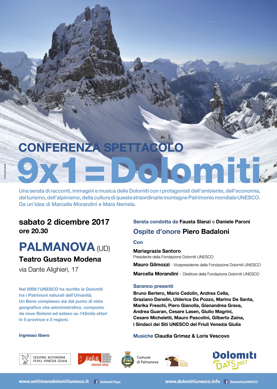 18-9x1 Dolomiti Palmanova locandina_8