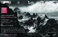 invito inaugurazione mostra monocrome museo rimoldi