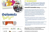 Dolomiti days 2019 workshop 8_11 Cimolais