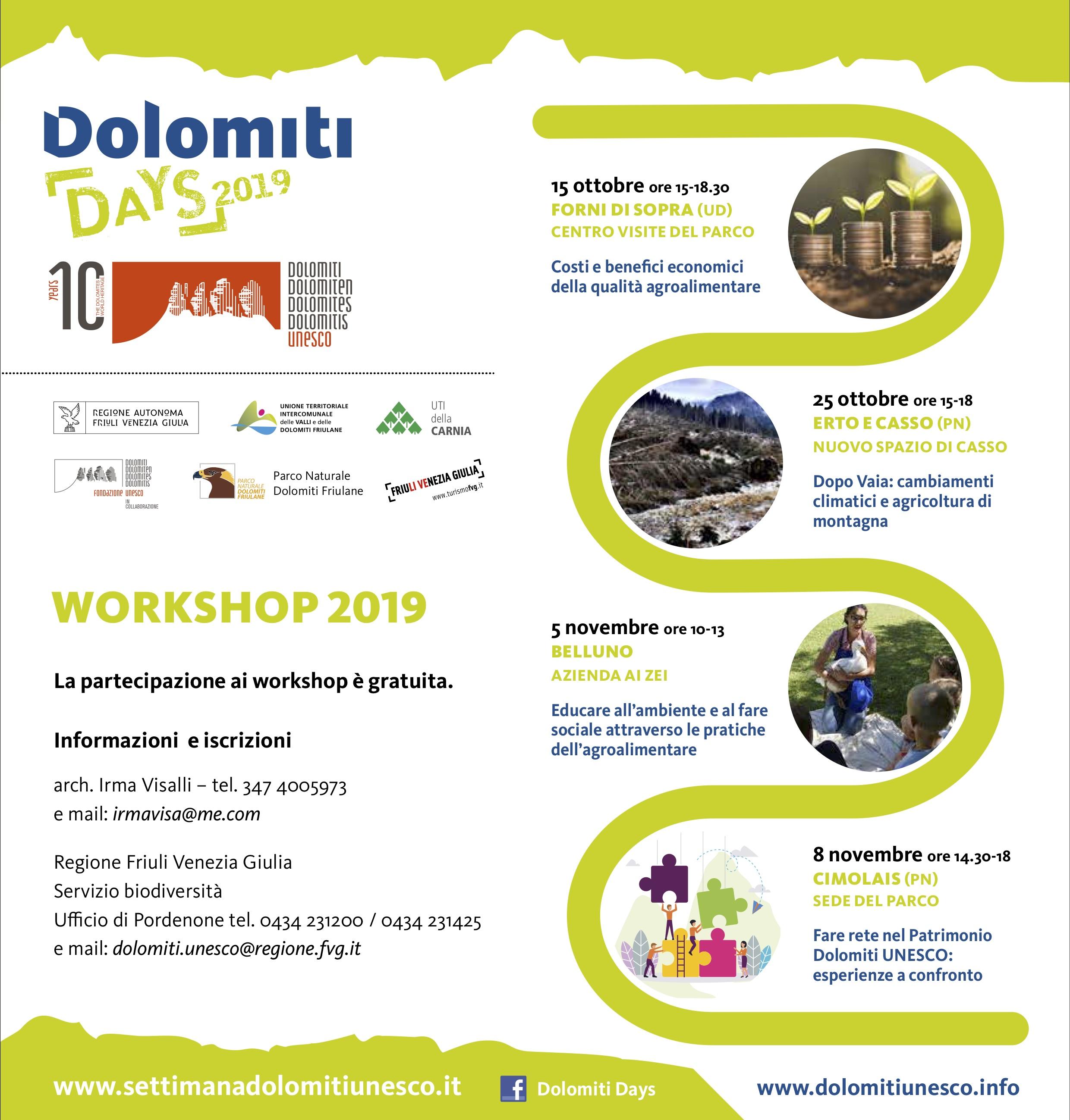 Locandina workshop def