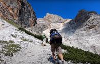 Noi Dolomiti UNESCO, episodio otto stagione quattro